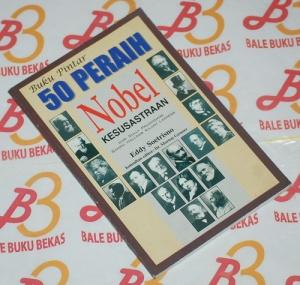 Buku Pintar 50 Peraih Nobel Kesusastraan