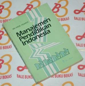 Made Pidarta: Manajemen Pendidikan Indonesia