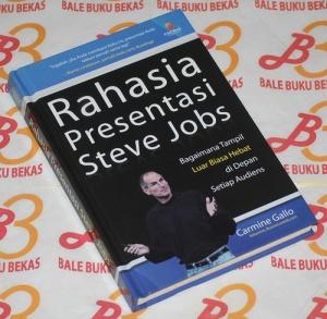 Carmine Gallo: Rahasia Presentasi Steve Jobs