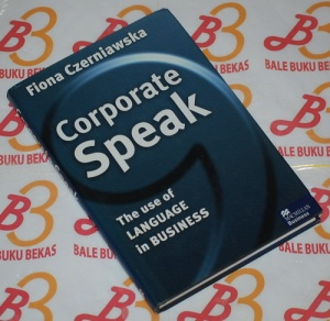 Fiona Czerniawska: Corporate Speak
