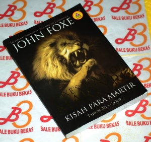 John Foxe: Kisah Para Martir