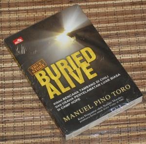 Manuel Pino Toro: Buried Alive, True Story