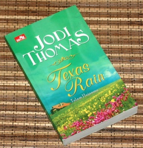 Jodi Thomas: Texas Rain (Talam Hujanmu)