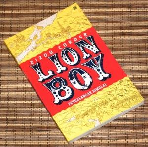 Zizou Corder: Lionboy, Buku I
