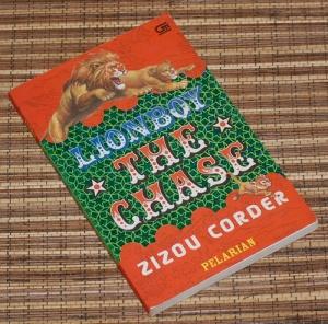 Zizou Corder: Lionboy, Buku II