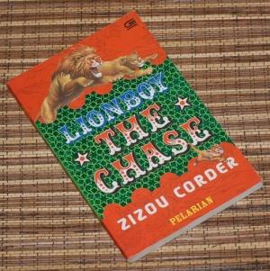 Zizou Corder: The Chase (Pelarian)