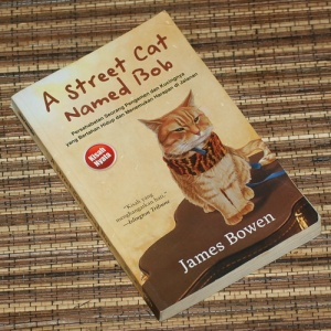 James Bowen: A Street Cat Named Bob