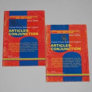 Ismul Jalala: Cepat Pintar Bahasa Inggris: Articles-Conjunction