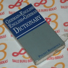 Pocket Reference: German-English, English-German Dictionary
