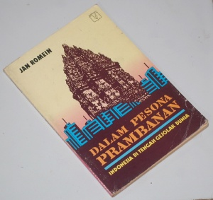 Jan Romein: Dalam Pesona Prambanan, Cetakan I