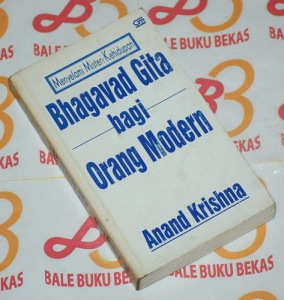 Anand Krishna: Bhagavad Gita bagi Orang Modern