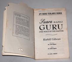 Kahlil Gibran-Suara Sang Guru1