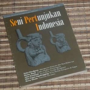 Jurnal Seni Pertunjukan Indonesia Tahun VI, 1995