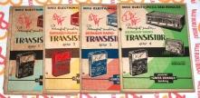 Ruslani: Petunjuk2 Praktis Reparasi Radio Transistor, Jilid 1-4