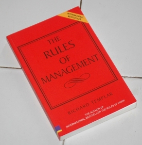 Richard Templar: The Rules of Management