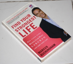 Marcus Buckingham: Find Your Strongest Life