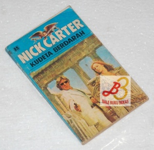 Nick Carter: Kudeta Berdarah