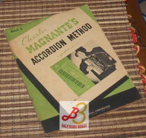 Charles Magnante's: Accordion Method: A Graded Course, Book 2