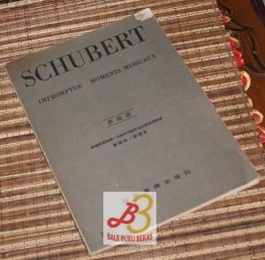 Franz Schubert: Impromptus Moments Musicaux