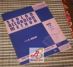 J.H. Sedlon: Sedlon Accordion Method, Book 1A