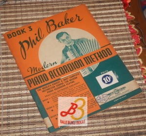Phil Baker: Modern Piano Accordion Method, Book 3