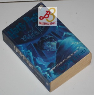 Harry Potter and the Order of the Phoenix (Harry Potter dan Orde Phoenix)