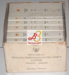 Rancangan Rencana Pembangunan Lima Tahun Keenam 1994/95-1998/99
