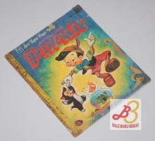 Seri Tupai Emas Sandra Dewi: Pinokio