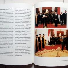 B.J. Habibie, 72 Hari sebagai Wakil Presiden RI