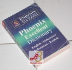 Phoenix Excellent Dictionary, New Edition: English-Indonesian, Indonesian-English