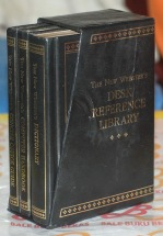 The New Webster's Desk Reference Library