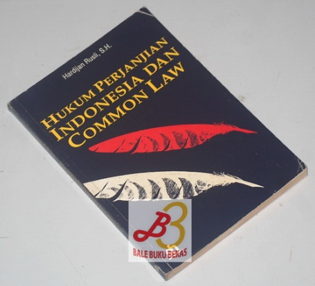 Hukum Perjanjian Indonesia dan Common Law
