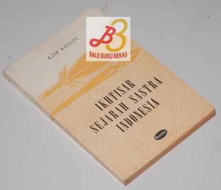 Ikhtisar Sejarah Sastra Indonesia