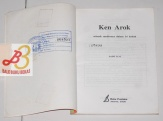 Ken Arok, sebuah sandiwara dalam 14 babak