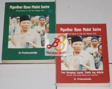 Ngudhar Roso Mulat Sariro (Mengungkap Isi Hati dan Mawas Diri), Jilid I-II