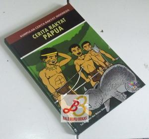 Cerita Rakyat Bale Buku Bekas Rare Used Bookstore