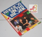 New Kids on the Block Official Annual 1991